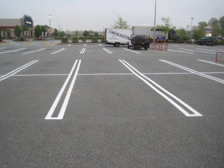 Asphalt Line Striping and Crack Repair in Maryland, Virginia, Delaware & Pennsylvania