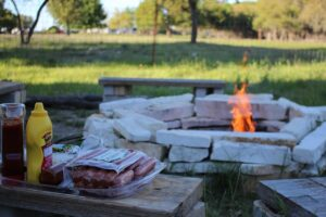 Four Ways to Have Family Time around the Fire Pit