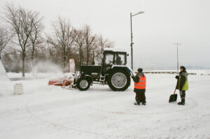 Professional Snow Removal Atlantic Maintenance Group